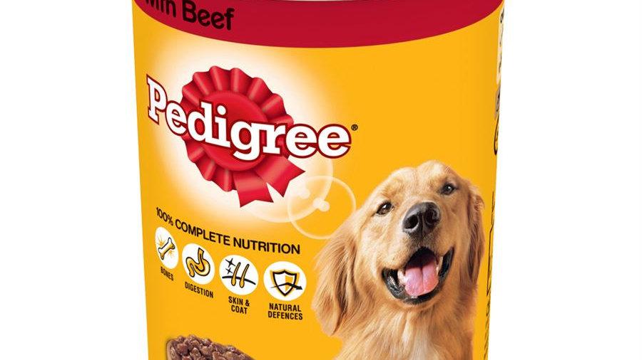 Pedigree Beef in Gravy