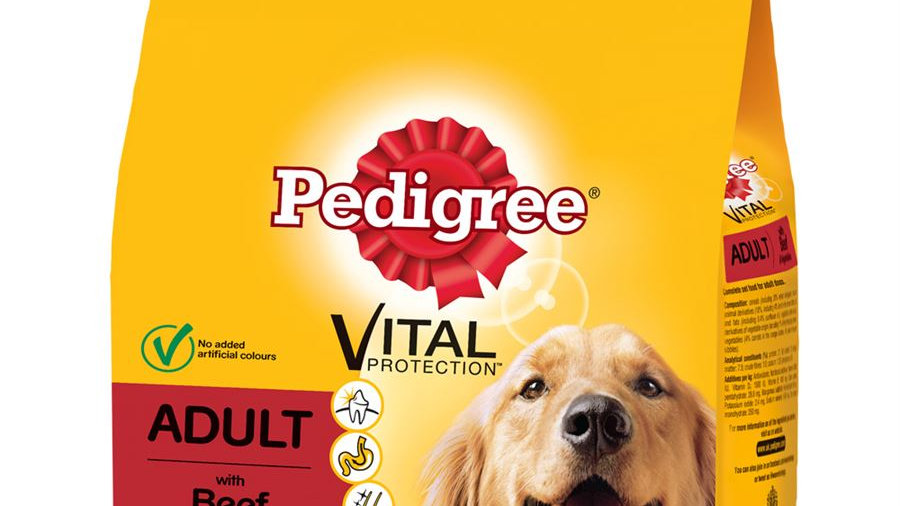Pedigree Complete with Beef & Vegetables