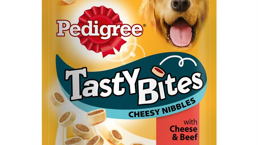 Pedigree Tasty Minis Cheesy Nibbles Beef & Cheese