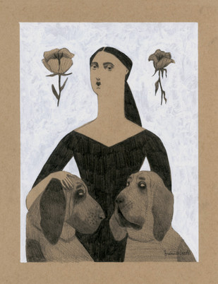 Bloodhounds and the Bitterness of Flowers