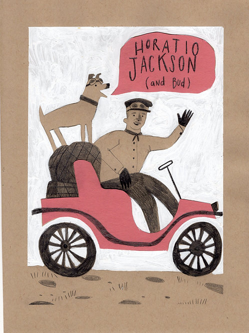 Horatio Jackson