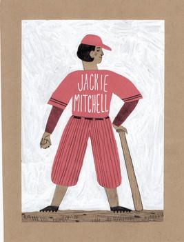 Jackie Mitchell