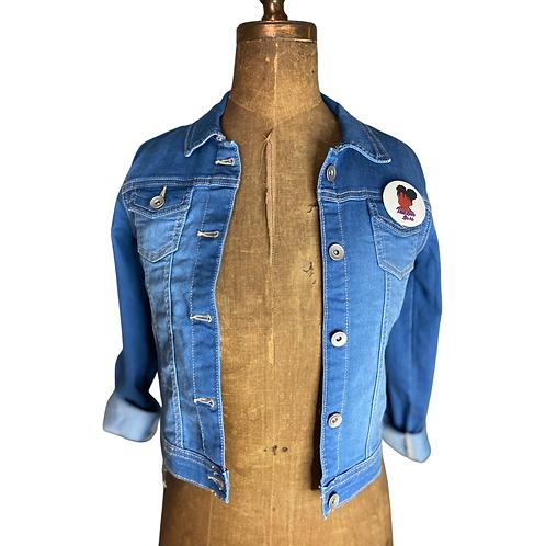 #TLLM Girl Denim Jacket