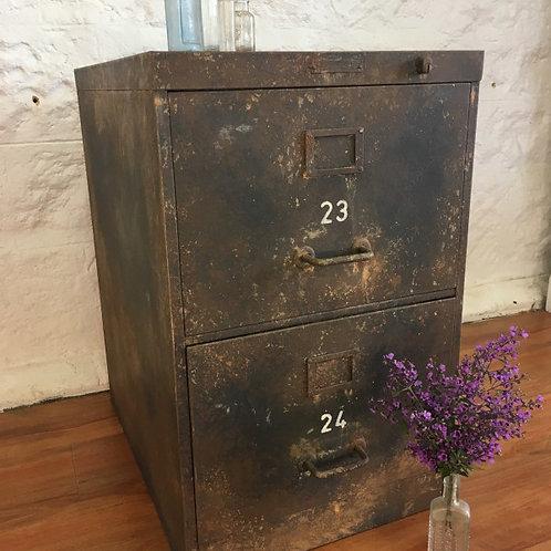 Rust Cabinet