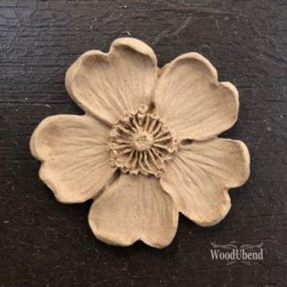 Flower WUB1479 4 x 4cm