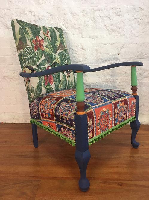 Boho chair