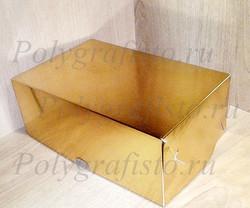 Коробка 250*170*100 мм. Серия Голд.