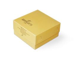 Коробка для пирожных 130*130*70 мм