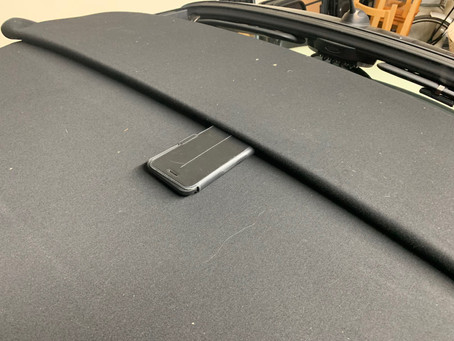 The Curse of the Convenient (or, How Not to Leave Your Cell Phone on the Roof of Your Car)