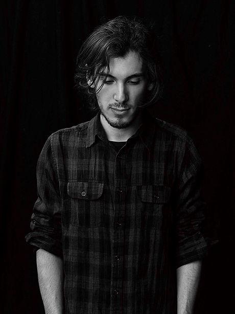 Ivan Muela - Portrait by Kat Pisiolek lo