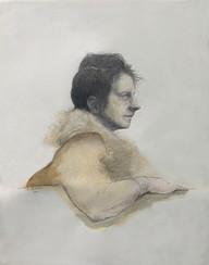 Portrait of Mathew