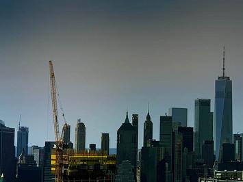 View №10, Re-constructing Lower Manhattan,