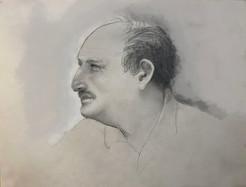 Portrait of Lawrence of Bushwick