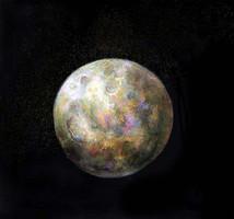 Moon №3
