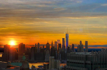 View № 4, Downtown Manhattan