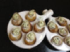 Escargots à bourguignonne