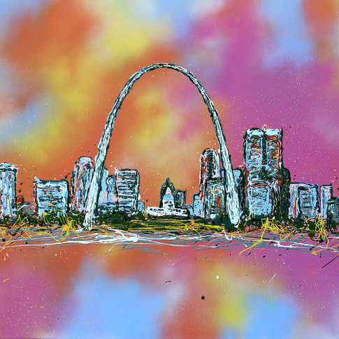St Louis in Color