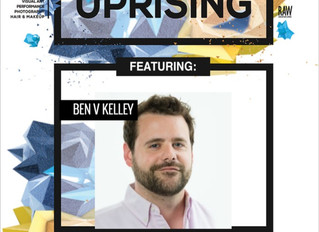 RAW Artists Presents UPRISING: Featuring Ben Kelley