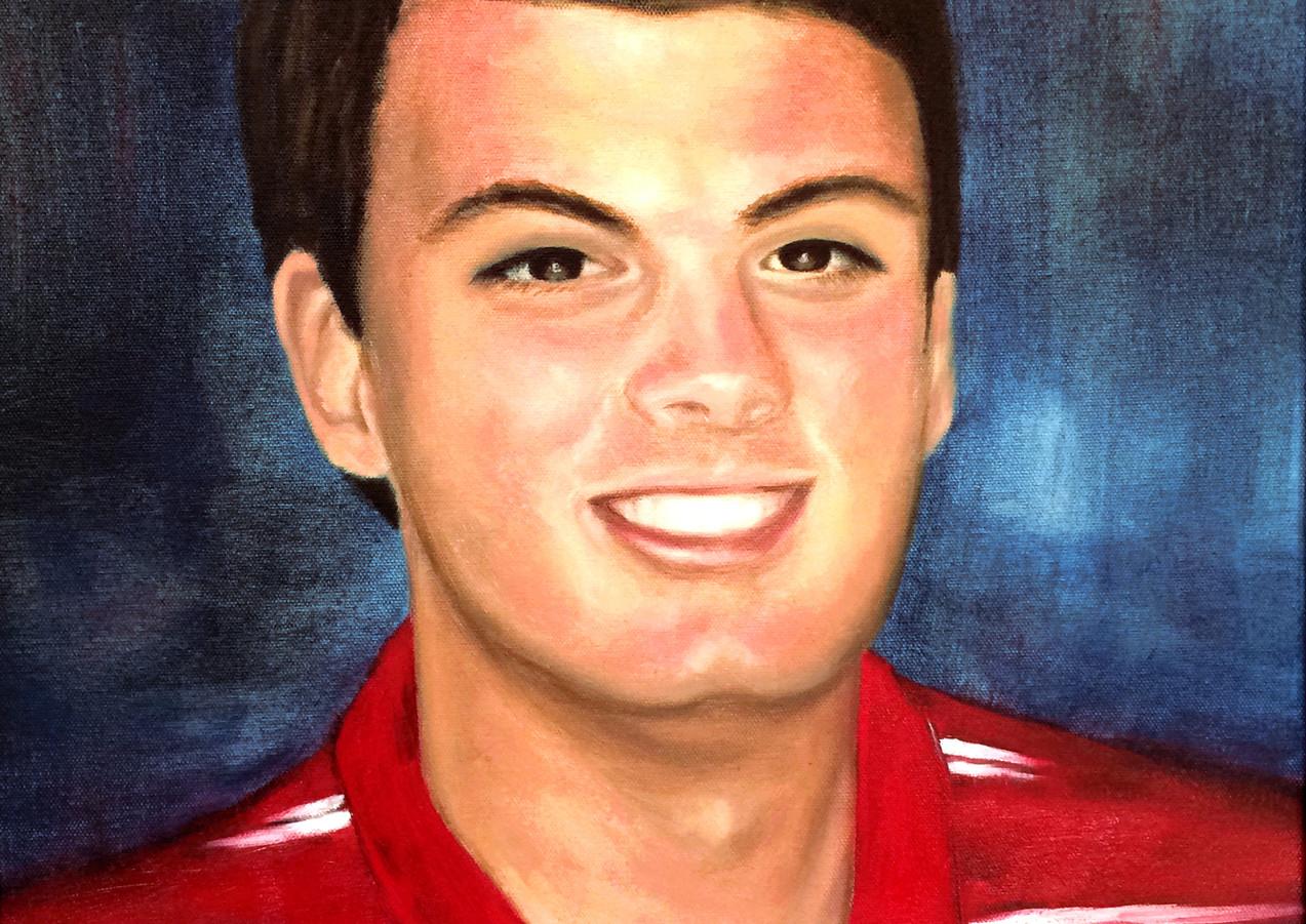 Portrait of Clark