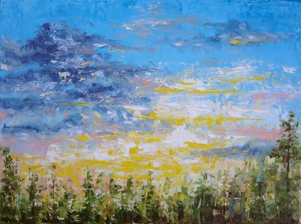 September Sunrise (sold)