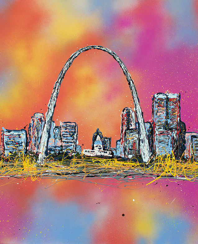 St. Louis in Color