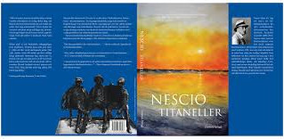 """Sunset"" Painting Becomes Book Cover"