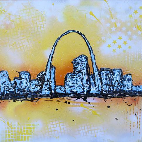 St Louis Grafitti