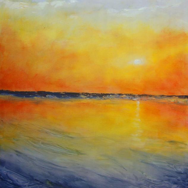 Sunset (sold)