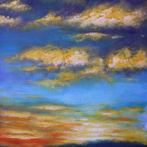Sunrise: Half Moon Bay (sold)