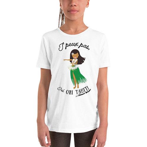 tee shirt enfant Ori Tahiti