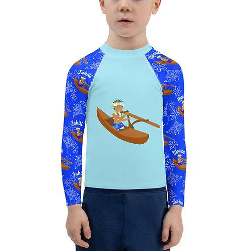 Tee shirt anti UV piroguier