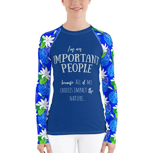 tee shirt anti uv femme