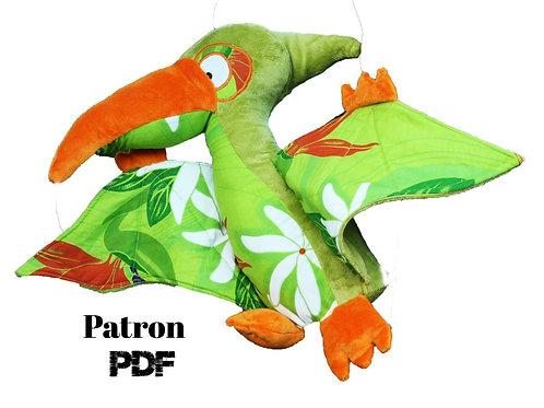 Patron PDF Ptéranodon