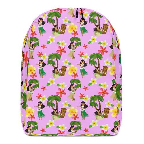 sac à dos Vahine rose