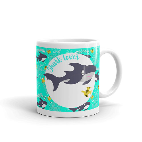 Mug shark lover