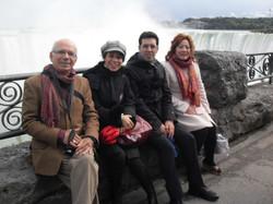 Alle Cascate del Niagara