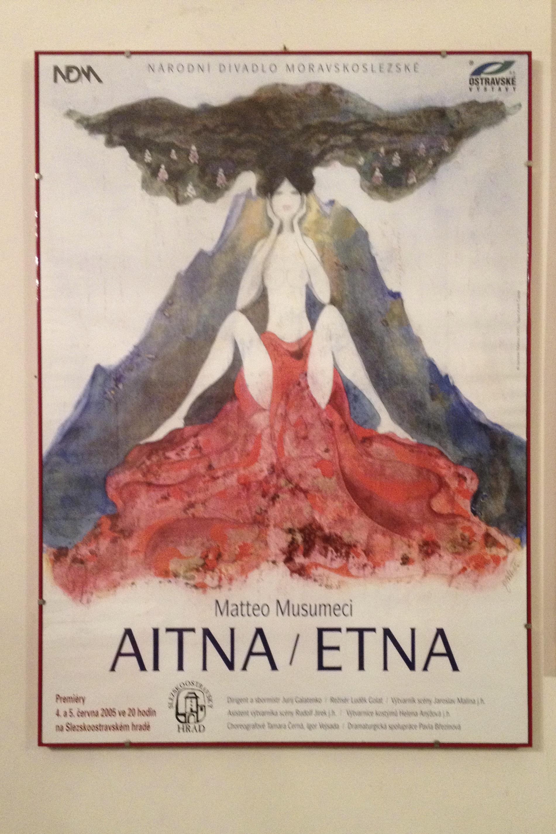 Aitna - manifesto