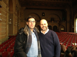 Con il direttore Francesco Di Mauro