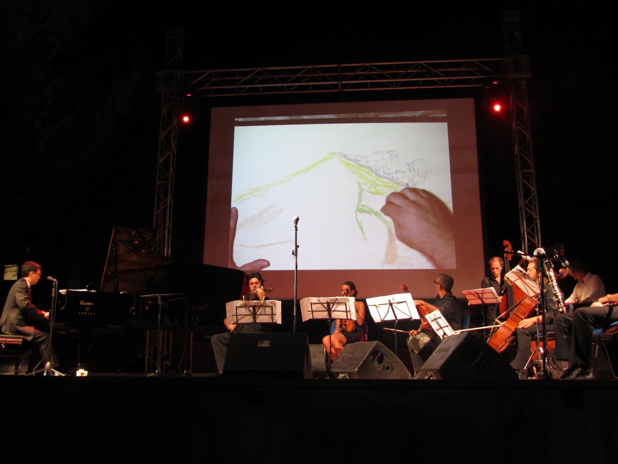 """Concerto """"Pentagramma cromatico"""""""