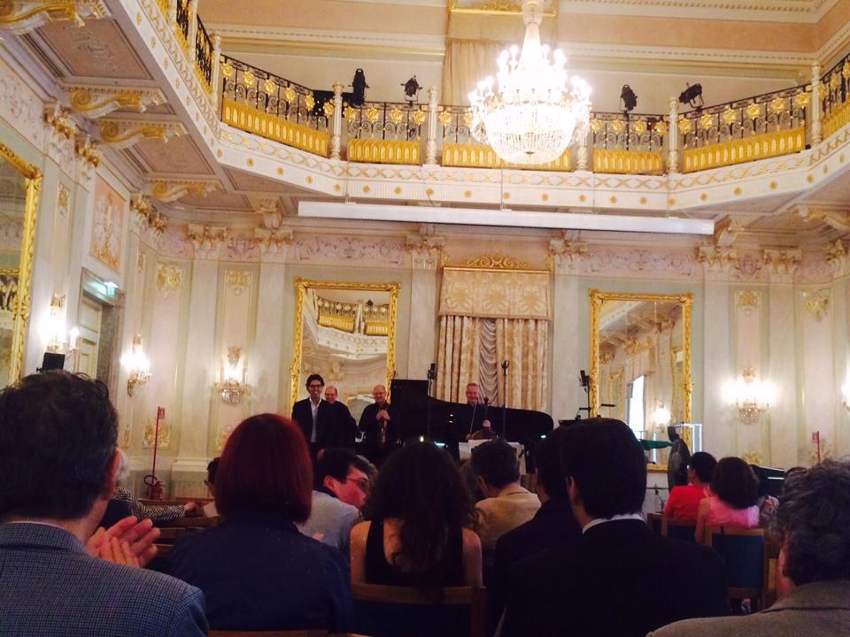 Al Teatro la Fenice di Venezia
