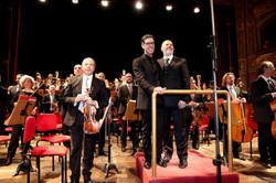 Prima esecuzione della Sinfonia n.3 Op.82