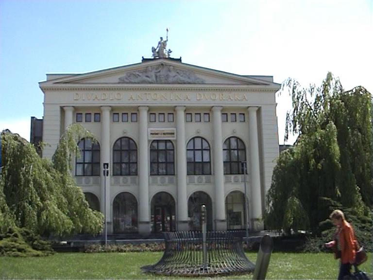 Il Teatro Nazionale Moravia-Slesia