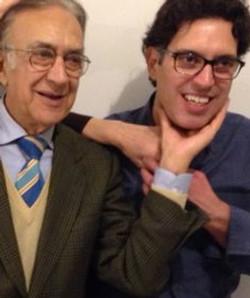 Con mio padre