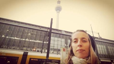 ברלין ומחשבות על המסע הבא שלי