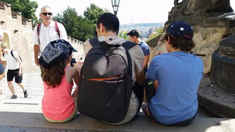 """בחופש הגדול אמא מטיילת עם הילדים / או - הטיפים שלי לחופשה עם הילדים בחו""""ל"""