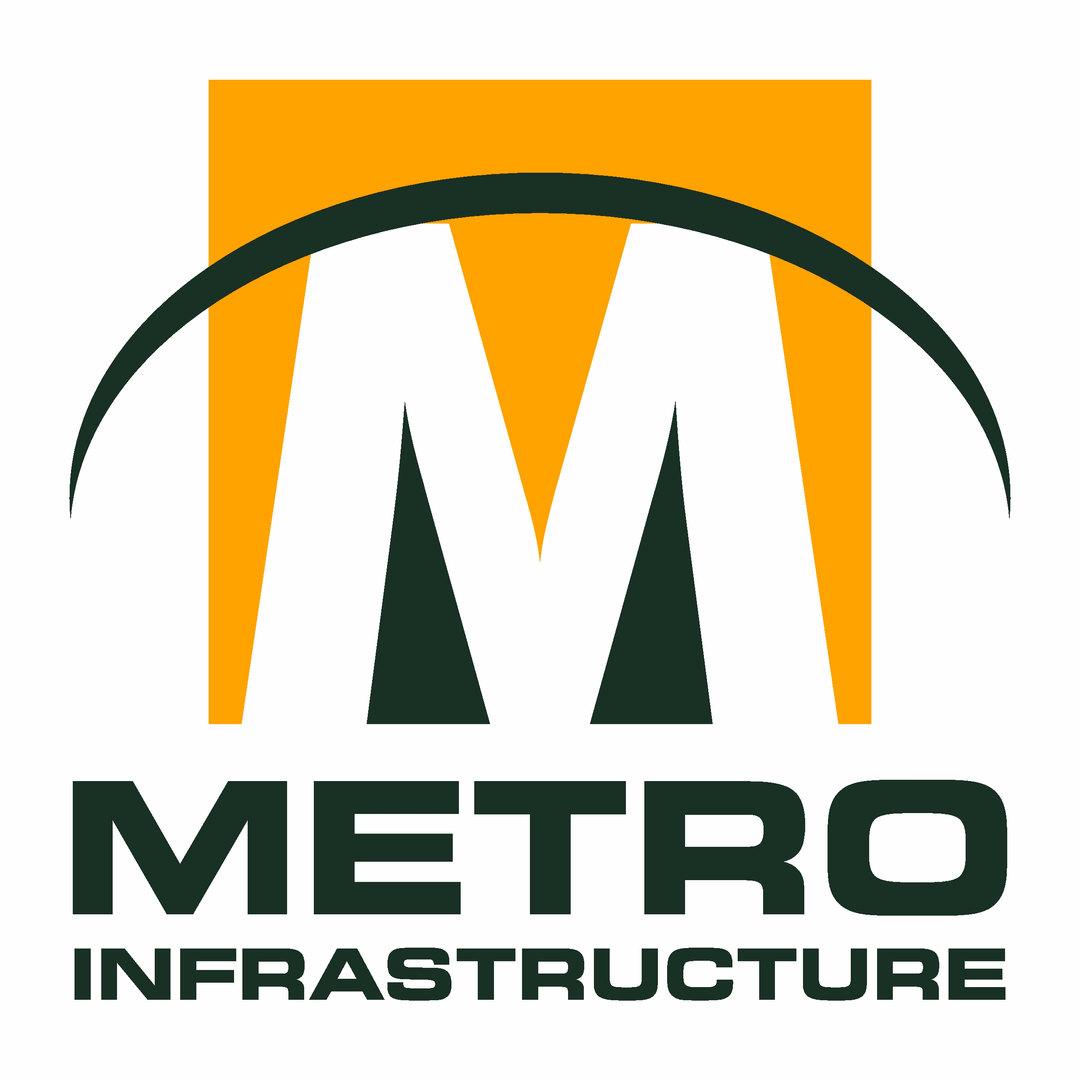 Metro Infrastructure logo - Metro Infras