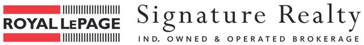 SR_Logo Black & Red (Royal LePage Signat