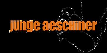 Logo Junge Aeschiner_gross_schrift orang