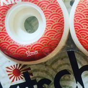 """SUMO!"" (Wheels) Skateboard Graphic"