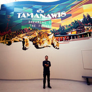 "Tamanawis - Dreaming of the Future"""